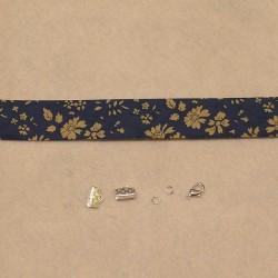 Kit bracelet Liberty Capel bleu