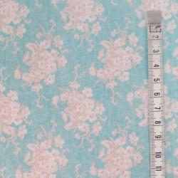 Tissu Tilda Bouquet Fleurs Beiges