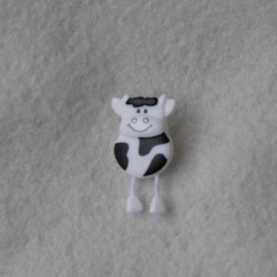 Bouton vache