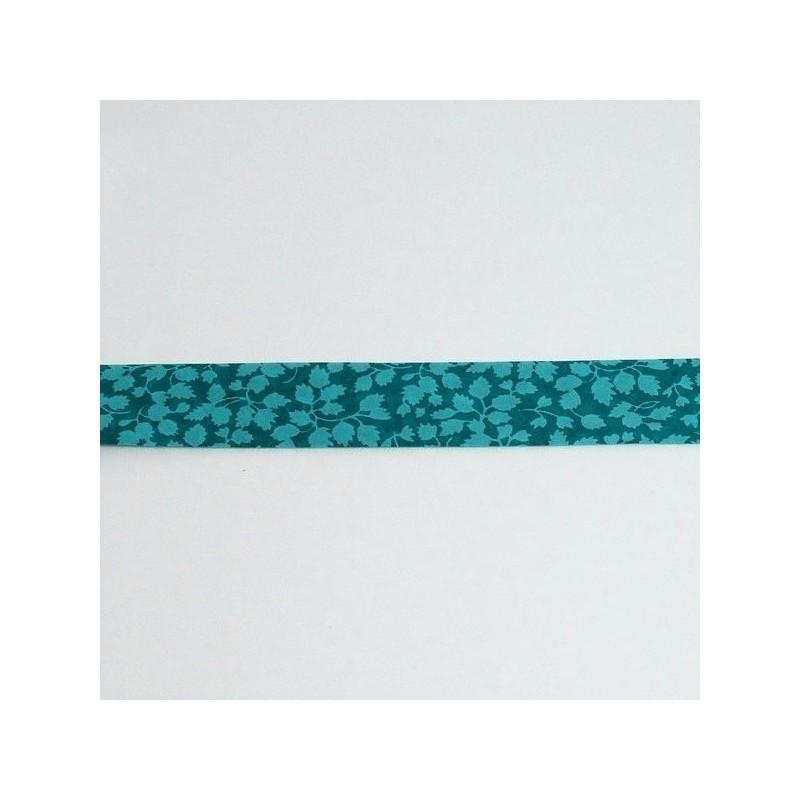 Biais Liberty Glenjade turquoise