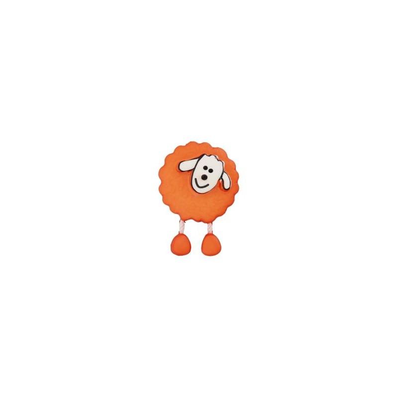 Bouton Mouton orange