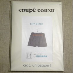 City-short (Femme)
