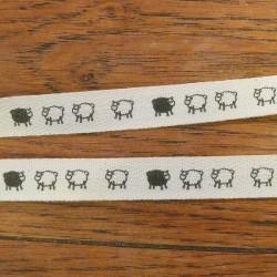 Ruban Moutons 2