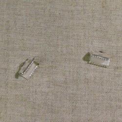 Lot de 2 pinces à ruban 10 mm