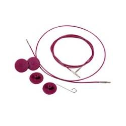 Cables pour aiguilles interchangeables