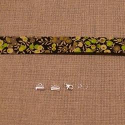 Kit bracelet Liberty Wiltshire vert