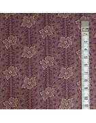 Tissus violets